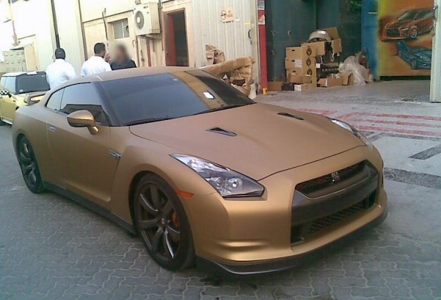 Nissan GT-R - O alegere de aur?
