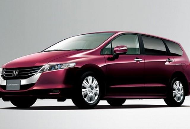 Noua Honda Odisssey