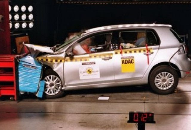 Golf VI - Testul NCAP!