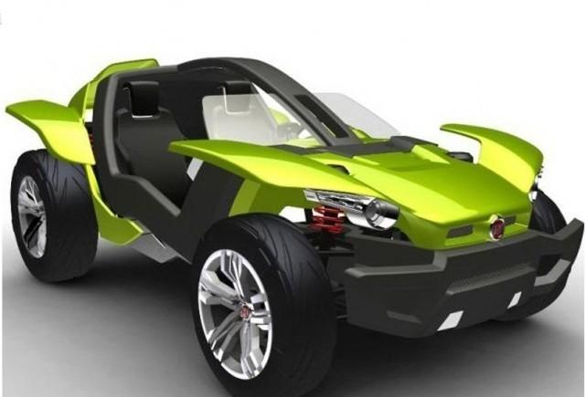 Fiat Bugster - Rodul brazilian!