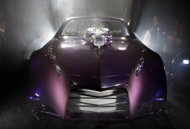 Galpin Auto Sports Scythe - Un concept taios de-a dreptul!