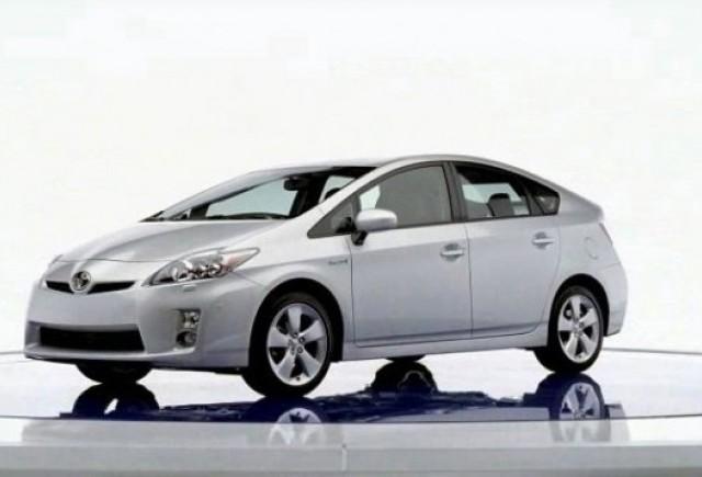 Toyota Prius - Resimtirea presiunii...