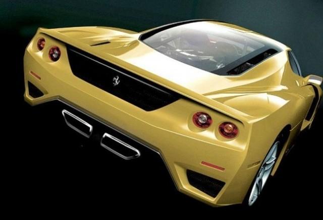Ferrari FX70 - Enzo-ul de maine