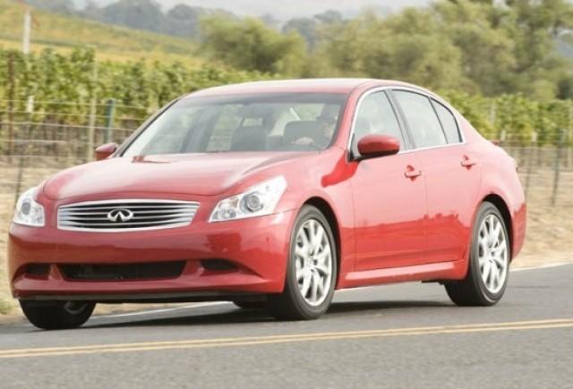 Infiniti G37 Sedan si G37x Coupe - Preturile dezvaluite