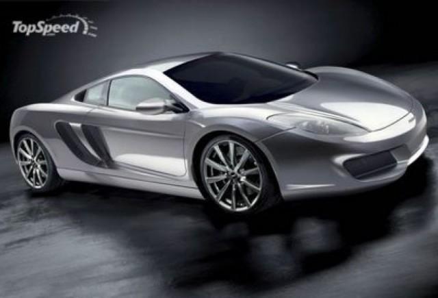 Asa va arata viitorul McLaren P11?