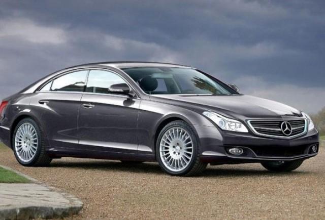 Mercedes CLS - Noua generatie