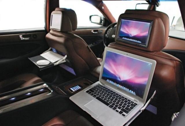 Hyundai Genesis - Bunatate tehnologica via RIDES