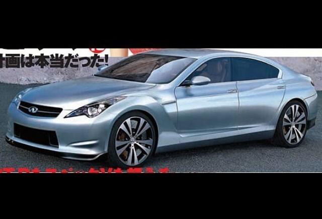 Nissan GT-R Sedan - Cel mai nou membru al clubului...