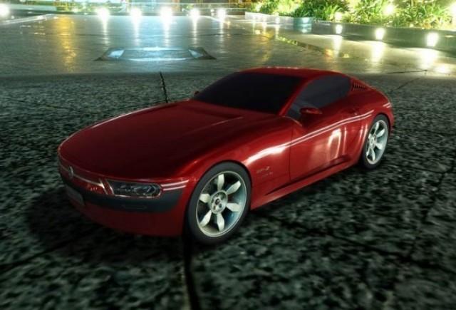 Volkswagen SP-2 Coupe - O noua existenta