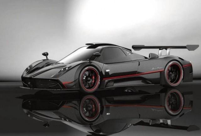 Pagani Zonda R -  Imagini impresionante pentru un vehicul impresionant