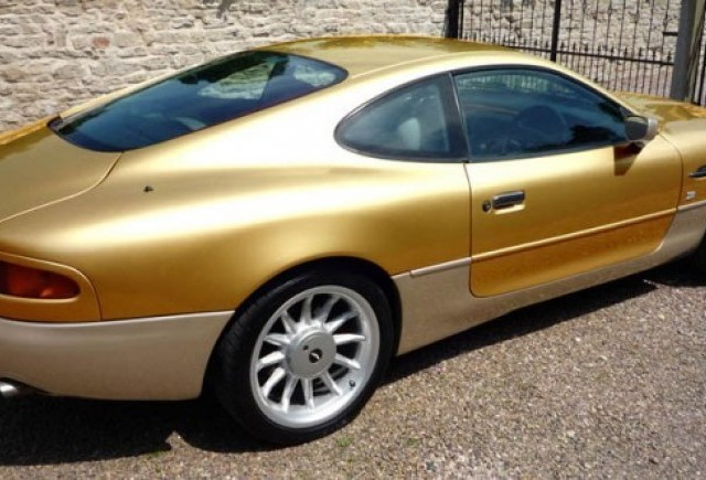 Aston Martin DB7 - Unicitate marca Alchemist!