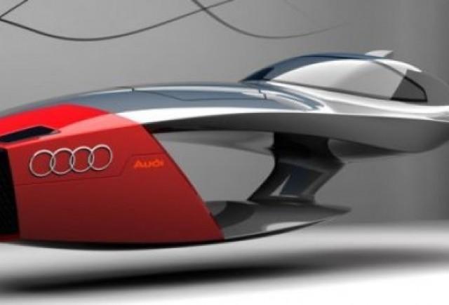 Audi Calamaro - Un design excentric