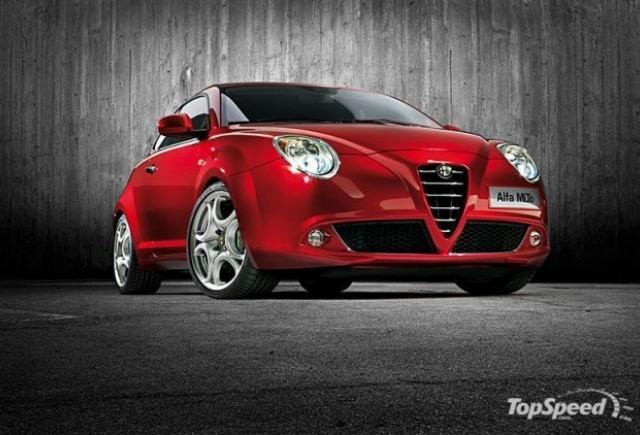 Alfa Romeo MiTo - Masina anului 2009 in Europa