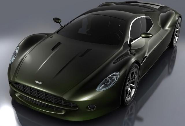 Aston Martin AMV10 - Un posibil succesor?