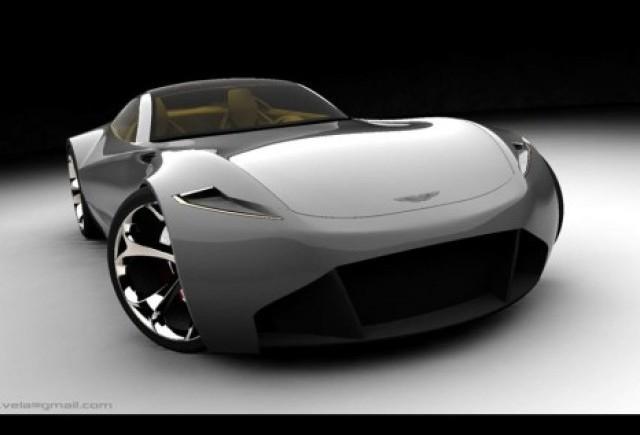 Aston Martin DB-ONE Concept - De sorginte spaniola!