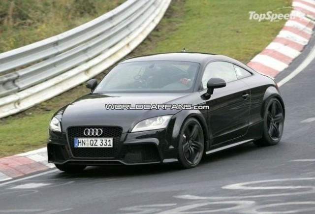 Audi TT-RS va avea o putere de 340 CP