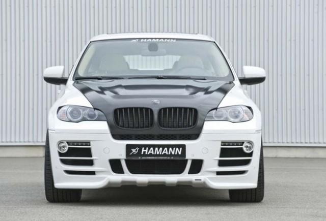 HAMANN BMW X6 - O doza de putere!