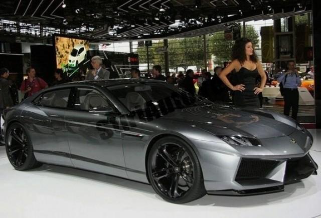 Lamborghini Estoque poate primi si propulsie diesel