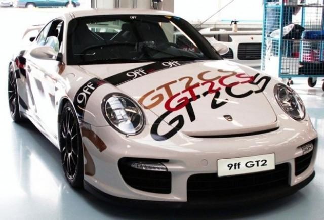 9ff - Experimentand cu 911 GT2