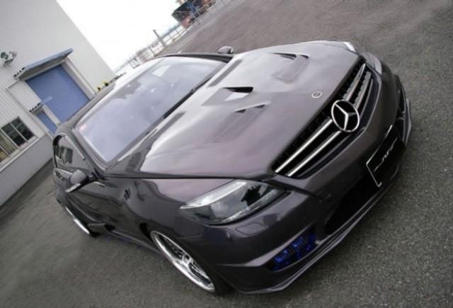 Mercedes CL Super Wide - Atentie din partea VITT!