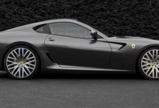 Ferrari 599 GTB Fiorano - Versiunea Project Kahn!
