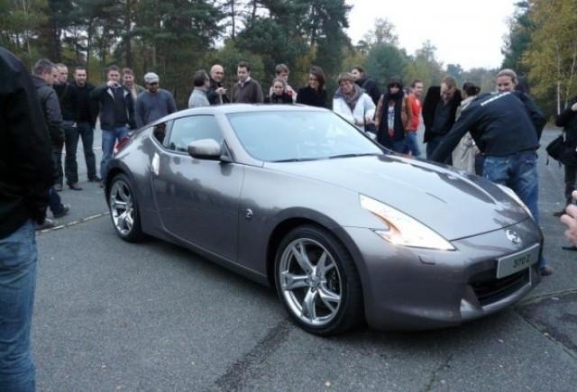 Nissan 370z - Finalmente in realitate!