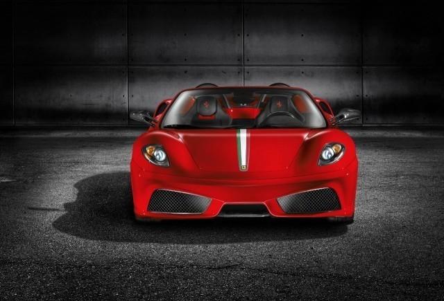 Ferrari Scuderia Spider 16M - Semnul victoriei!