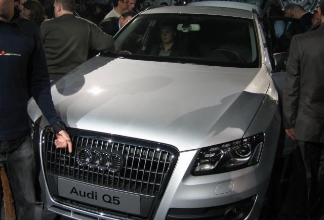 Lansare Audi Q5 Romania