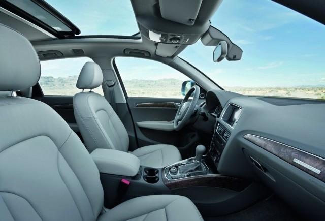 Noul Audi Q5: sportiv si flexibil