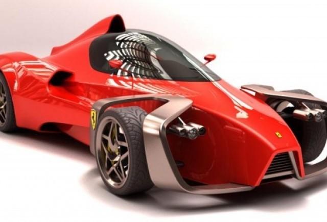 Ferrari Zobin - Un proiect intrigant