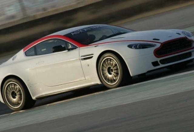 Aston Martin Vantage GT4 - Succesorul lui N24!