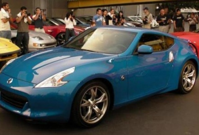 Nissan 370 z - O dezvaluire prematura