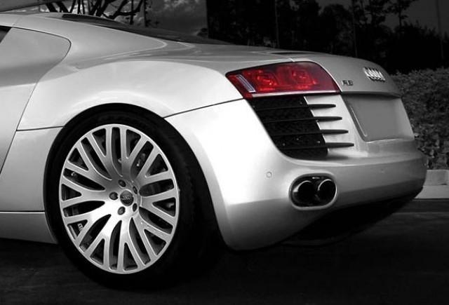 Audi R8 - Metoda Kahn
