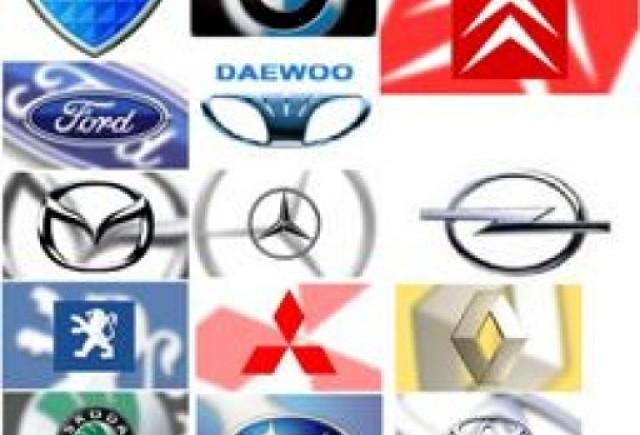 Inmatricularile de masini in Europa au scazut cu 14,5% in octombrie