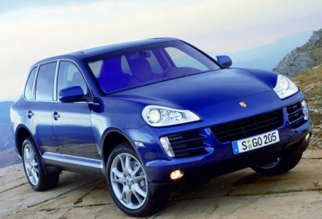 Primul Porsche diesel din istorie!