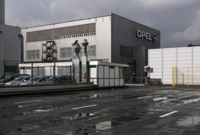 Opel cere ajutor financiar Guvernului german