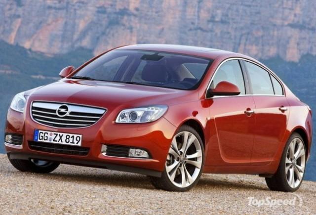 Opel Insignia - Masina anului in Europa