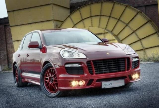 Porsche Cayenne GTS de la Edo Competition