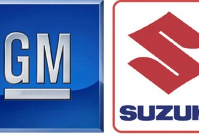 General Motors si Suzuki - O despartire temporara?