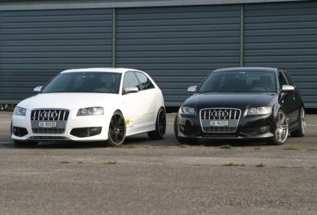 Audi S3 si S3 Sportback - Aditia S tronic