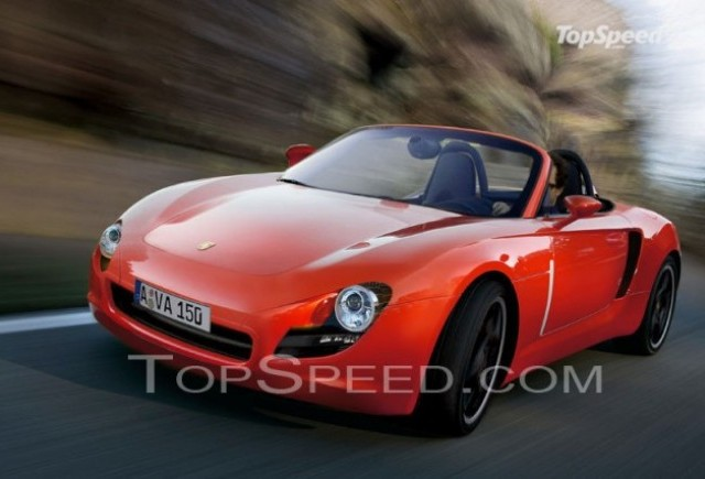 Asa ar putea arata viitorul Porsche 914?