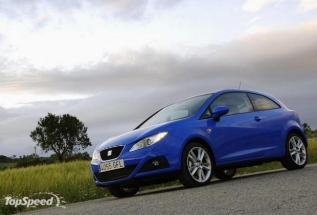 Seat Ibiza Sport Coupe in Romania de la 12.200 euro