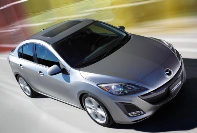 Noua Mazda 3 - Debut la Los Angeles