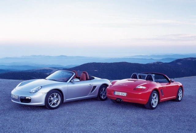 Noile generatii Boxster si Cayman