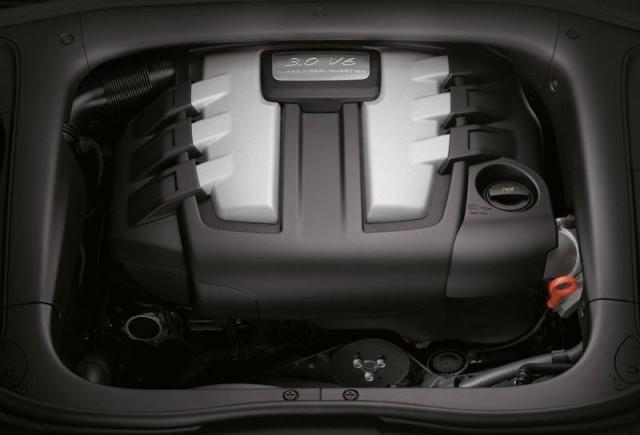 Porsche Cayenne - Ruta diesel!