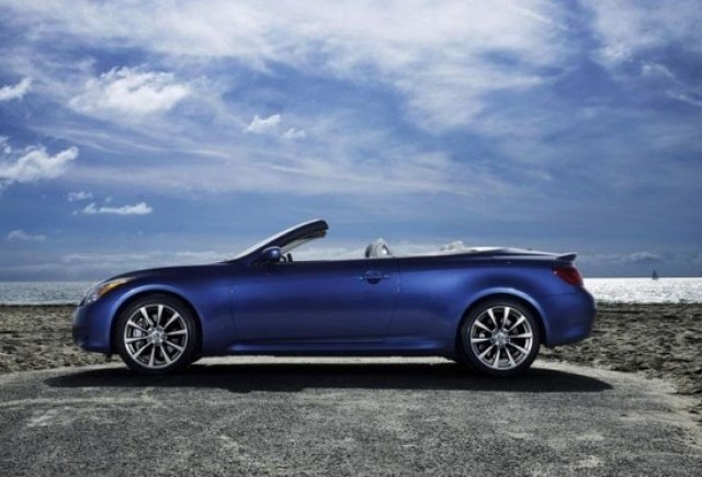 Infinity G37 Convertible - O noua extindere a liniei!