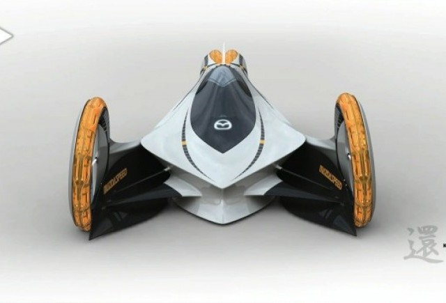Mazda Kann castiga concursul de design de la salonul auto din Los Angeles