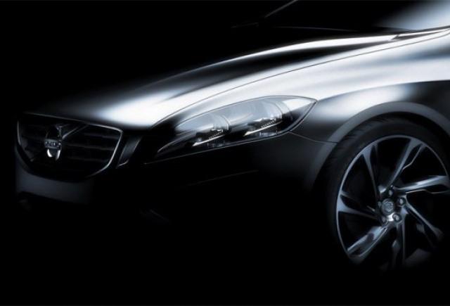 Volvo S60 Concept - Primele imagini oficiale