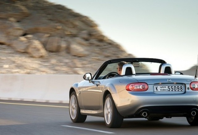 Mazda MX-5 - O prima impresie via CAR!