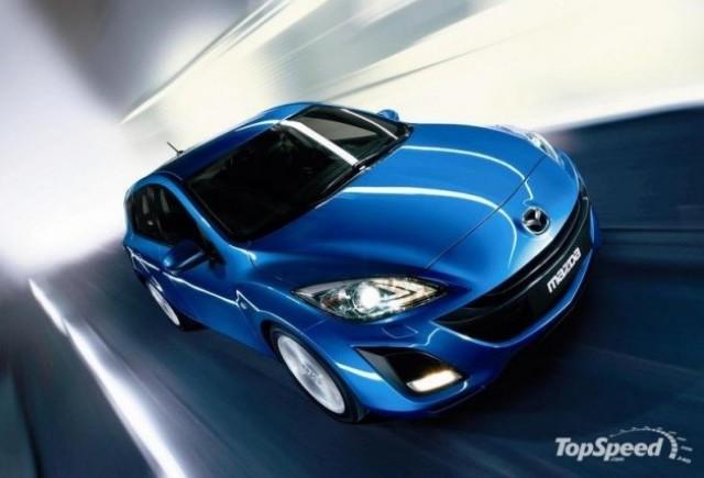 2009 Mazda3 5-usi